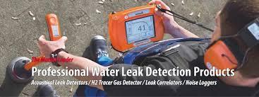 AQUAPHON A 200  Electro-acoustic water leak detection: professional – flexible – intelligent