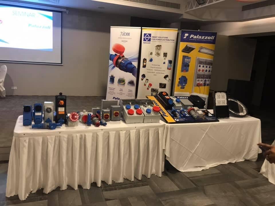 Palazzoli Plugs, Sockets & Inter-Locked Socket Outlets Palazzoli Plugs