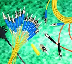 ST-Type Connector (6100-W)( Each Set consist of 3-Pcs) 3M