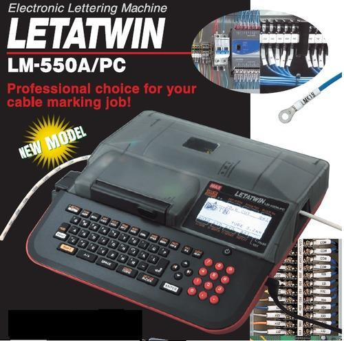 Letatwin Ferrule Marking Machine