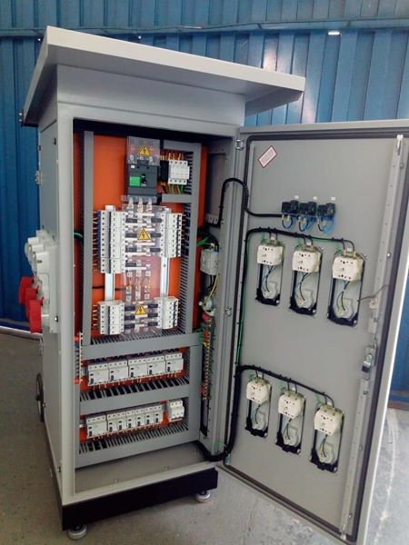 PANEL BOARD PACKAGE SUBSTATION